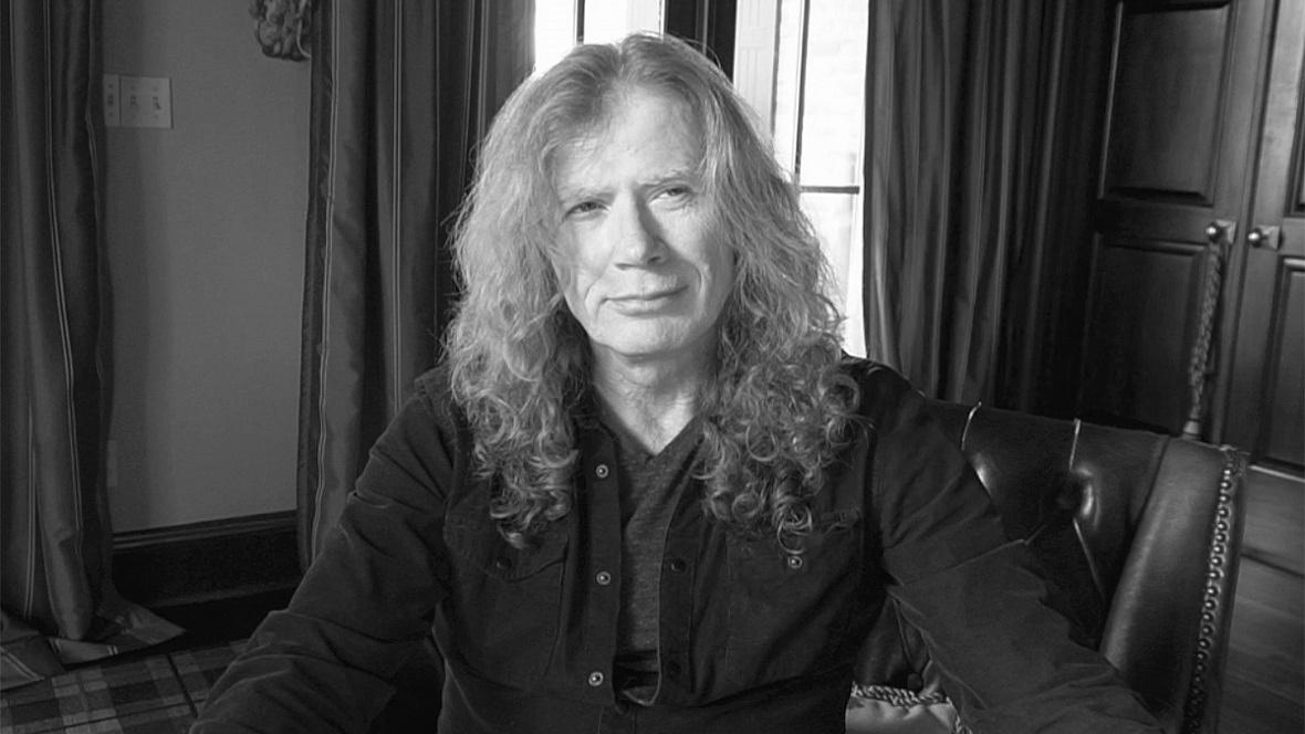 Nagła śmierć Dave'a Mustaine'a